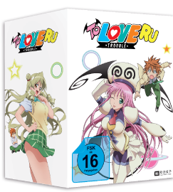 Update zu den To Love Ru OVAs