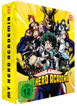 Angekündigt: My Hero Academia– Staffel 1 – Gesamtausgabe