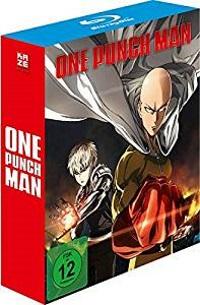 Angekündigt: One Punch Man Staffel 2 auf Disc