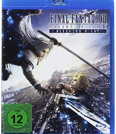 Angekündigt: Final Fantasy VII: Advent Childrenals 4K Ultra HD Version