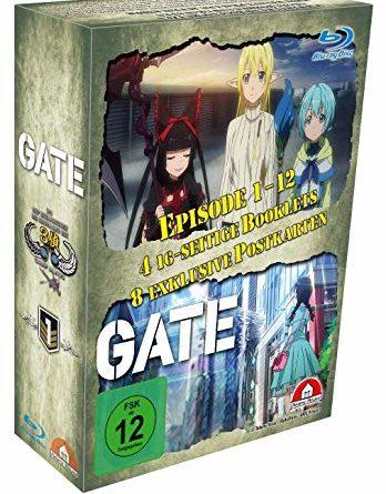 Angekündigt: Gate: 1. Staffel – Gesamtausgabe