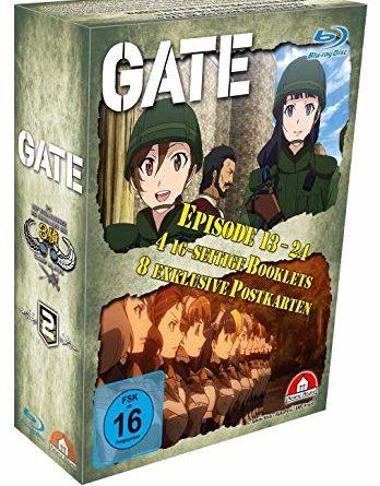 Angekündigt: Gate: 2. Staffel – Gesamtausgabe