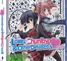 Love, Chunibyo & Other Delusions! -Heart Throb – Volumes ab  8,76€