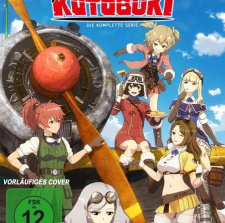 Die KSM Anime Mai Neuheiten sind bekannt