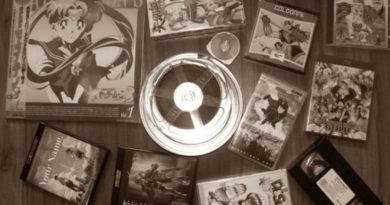 Welche Animes gab es auf LaserDisc, Super 8, HD-DVD und Co?