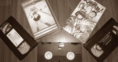 Welche Animes gab es auf VHS?
