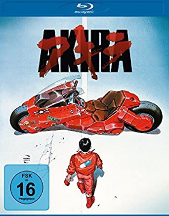 Angekündigt:  Akira als 4K Ultra HD Version