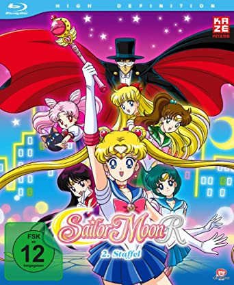 Verschoben wegen Fehler: Sailor MoonR(Staffel 2)