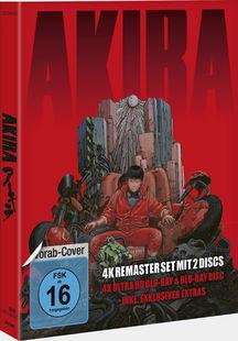 Neuer Termin: Akira als 4K Ultra HD Version