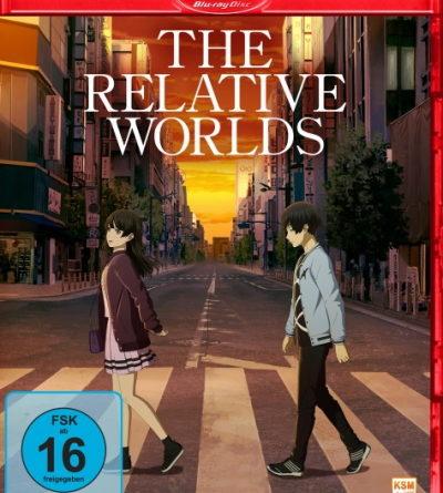 Neuer Termin: The Relative Worlds