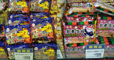 Wird in Japan Halloween gefeiert?