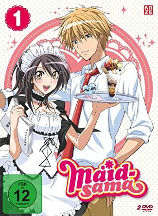 Angekündigt: Maid-sama Neuauflage auf DVD und Blu-ray