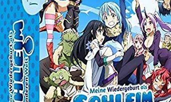 Anime Vorschau Juni 2021