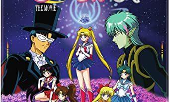 Lost Animes: Sailor Moon Filme