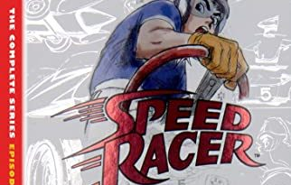Lost Anime: Speed Racer