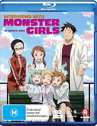 Angekündigt: Interview with Monster Girls
