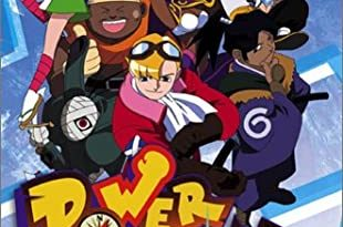 Lost Anime: Power Stone