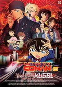 Neuer Termin: Detektiv Conan: Die scharlachrote Kugel