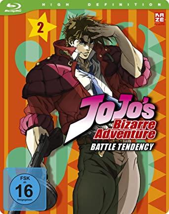 Neue Termine: JoJo's Bizarre Adventure– Volume 2 bis 4