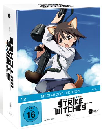 Vorbestellbar: Strike Witches - Volume 1 - 3 - animegeeks.de