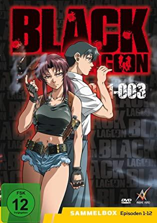Angekündigt: Black Lagoon – Neuauflagen von Staffel 1-2 + OVA