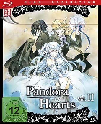 Neuer Termin: Pandora Hearts– Neuauflage